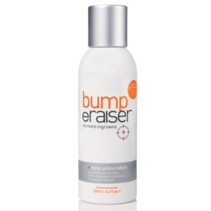 bump eraiser triple action lotion