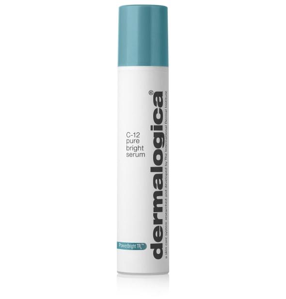 beauty & bronze dermalogica c 12 pure bright serum for pigmentation
