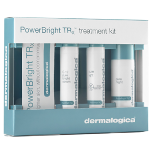 beauty & bronze dermalogica powerbright pigmentation travel size skin kit