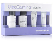 beauty & bronze dermalogica ultra calming skin kit travel size