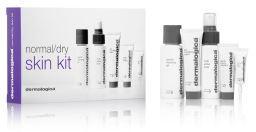 dry skin kit travel