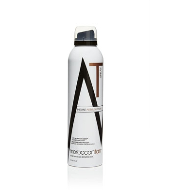 Moroccan Tan Instant Airbrush Spray