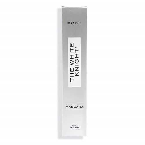 Poni Cosmetics White Knight Mascara