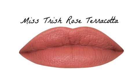 Miss Trish ROSE TERRACOTTA Shanghai Suzy Lipstick