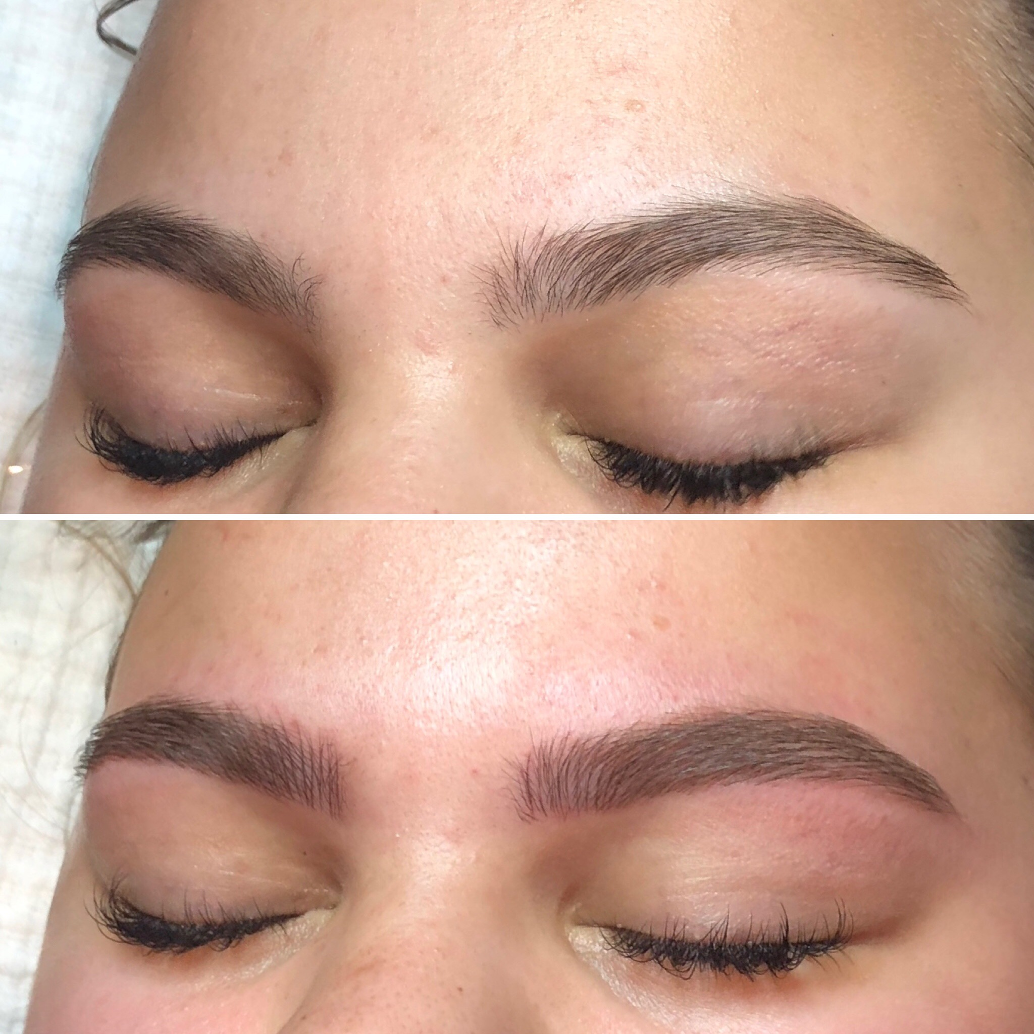 Featherstroke Brows Melbourne Beauty Bronze
