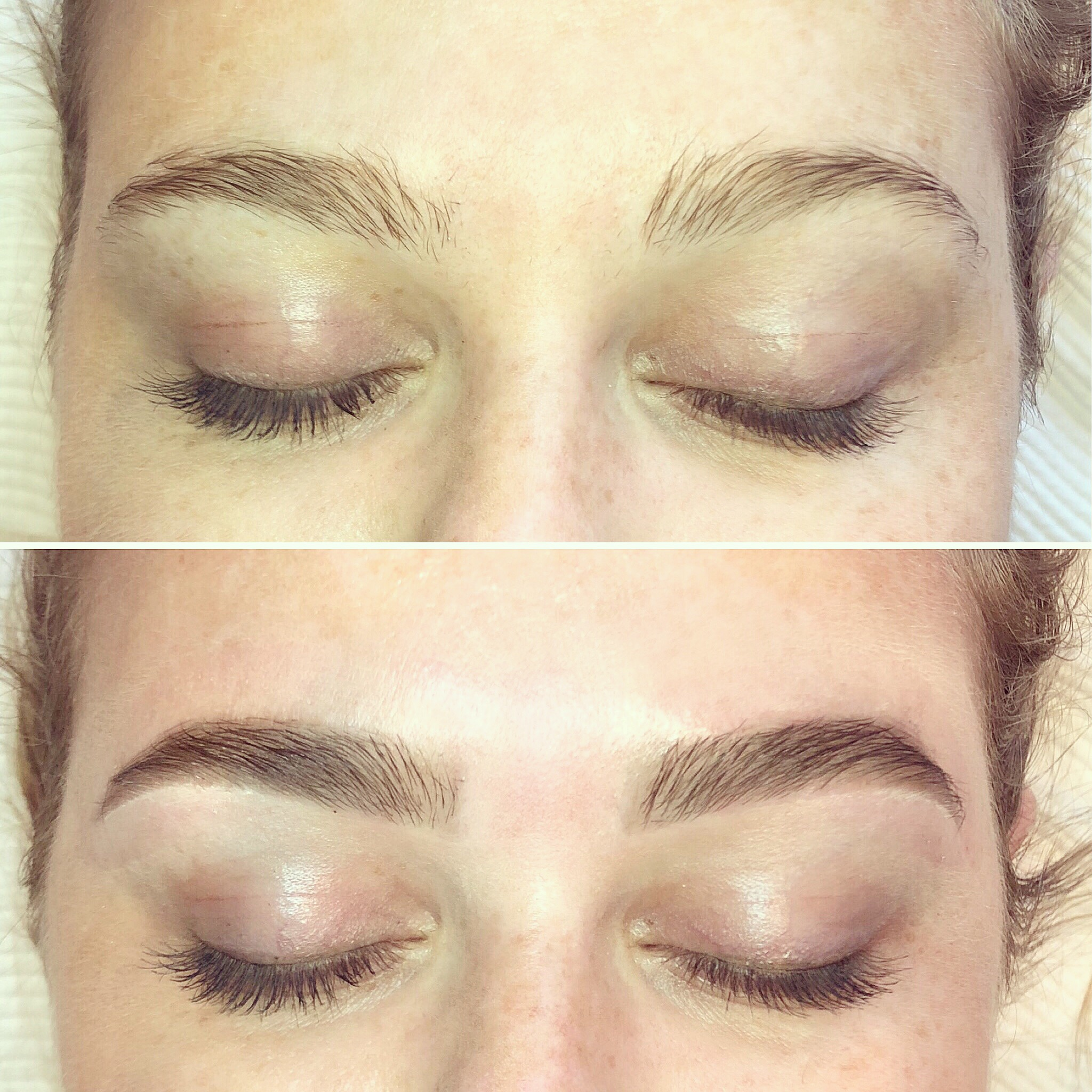 Brow Sculpt at Beauty & Bronze Camberwell