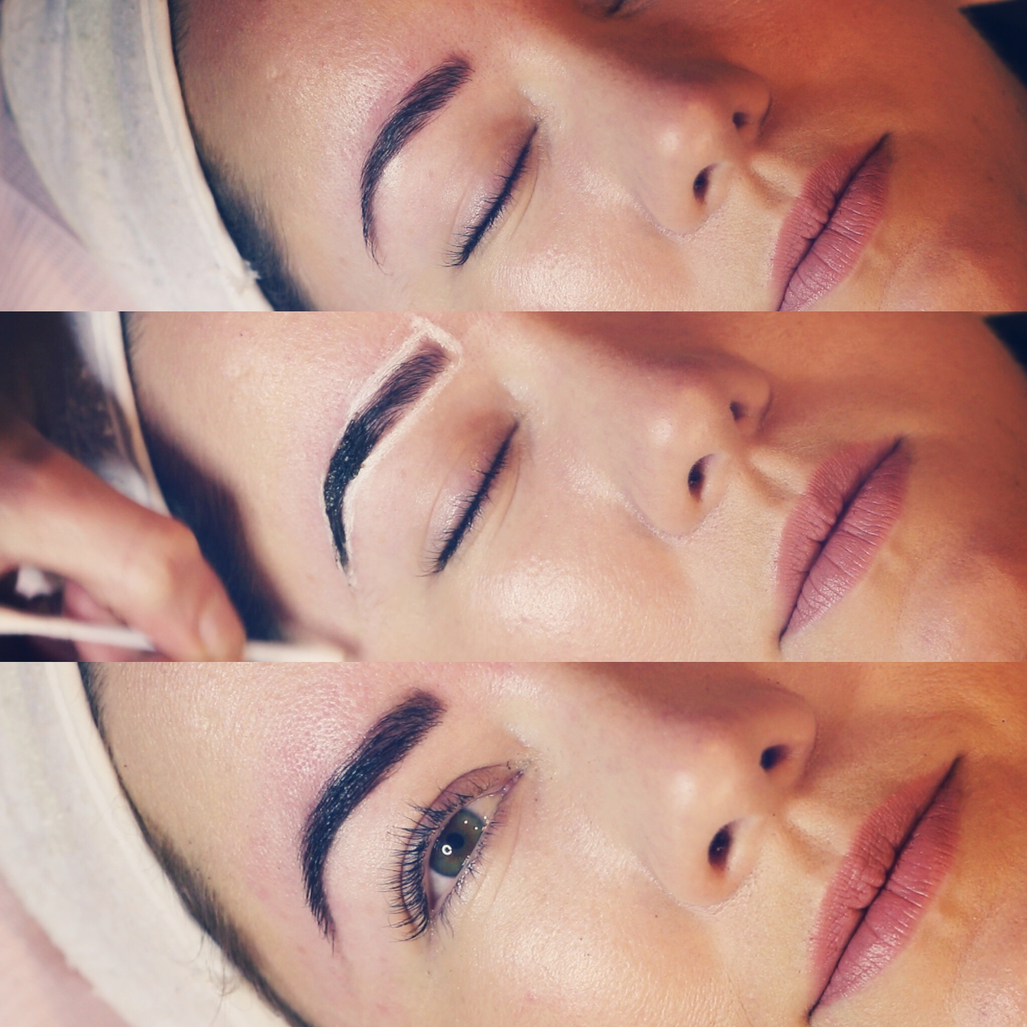 Henna Brows & Brow Sculpt at Beauty & Bronze Camberwell