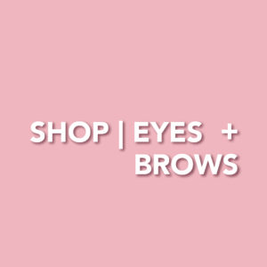 EYES + BROWS | Poni Cosmetics