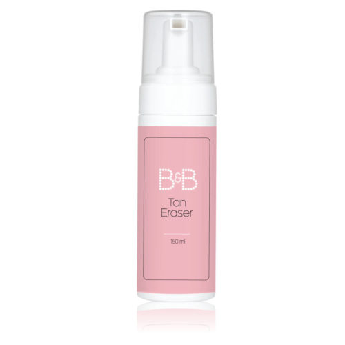 beauty & bronze tan eraser buy online for removal of spray tan and fake tan