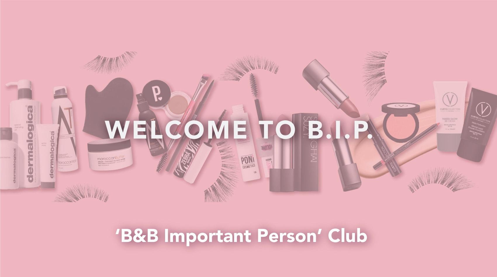 bip vip discount club