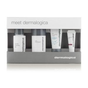 meet dermalogica trial travel size kit beauty & bronze Camberwell