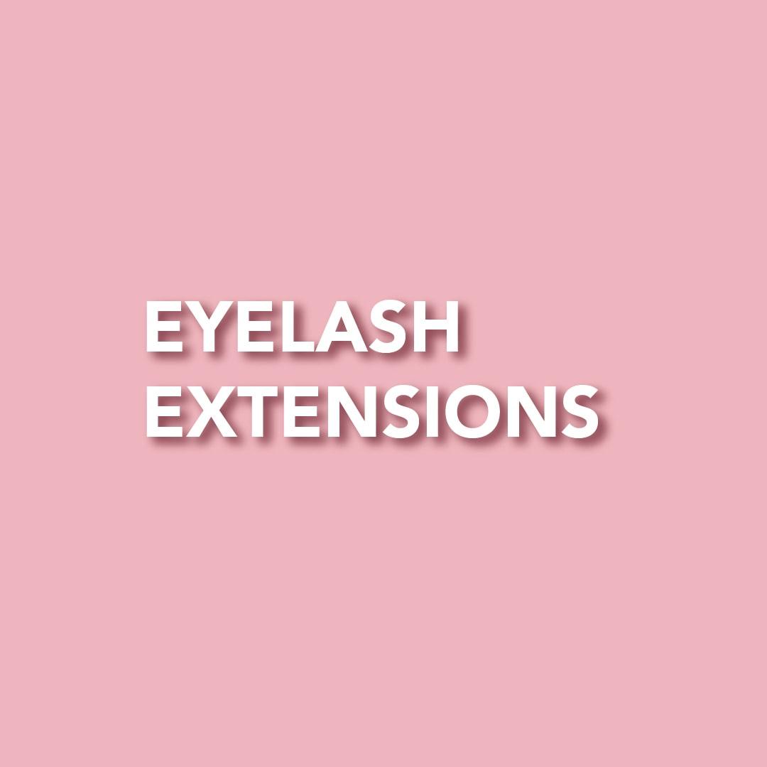 EYELASH EXTENSIONS AT BEAUTY AND BRONZE
