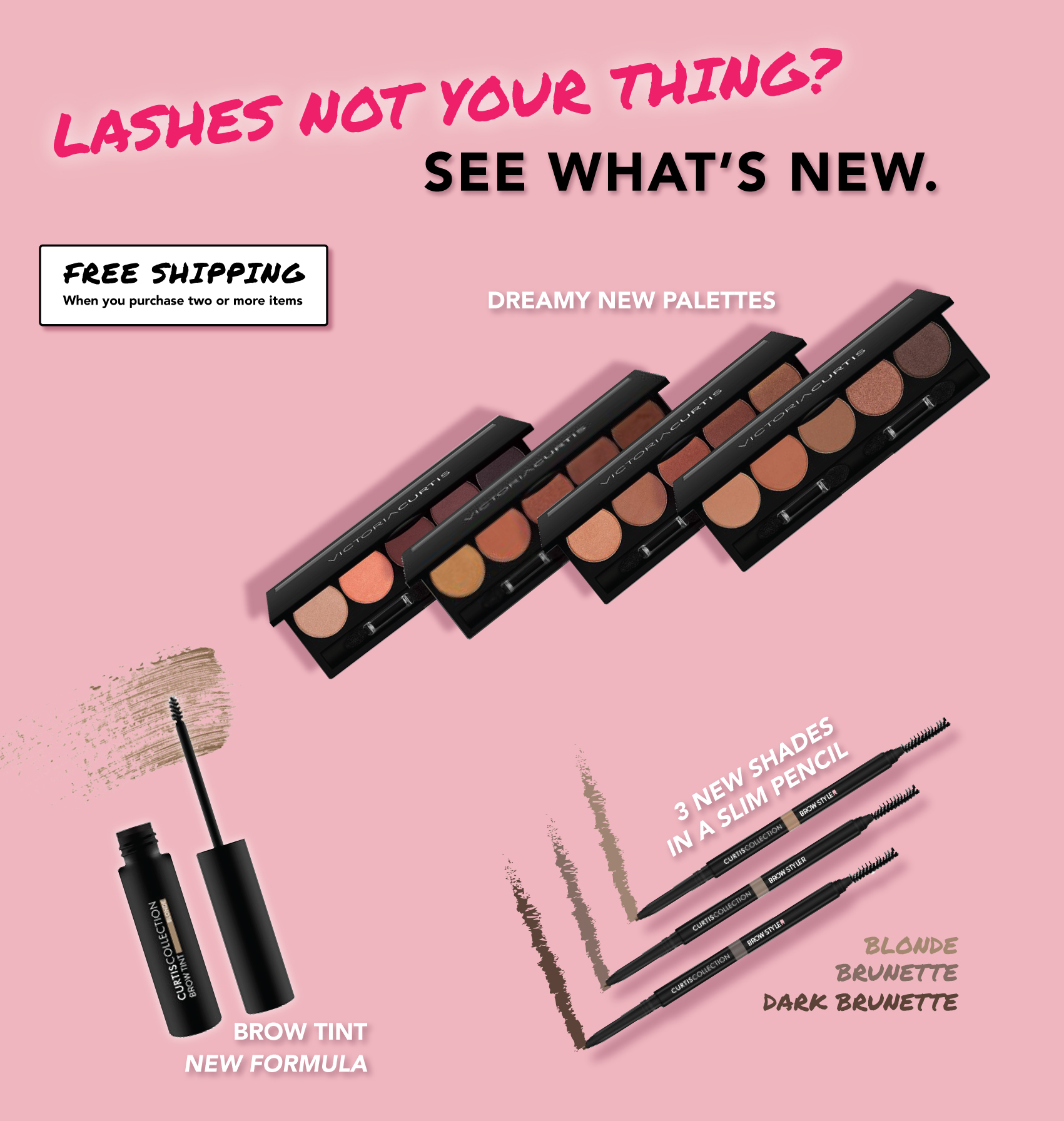 new products by Curtis Collection at beauty & bronze