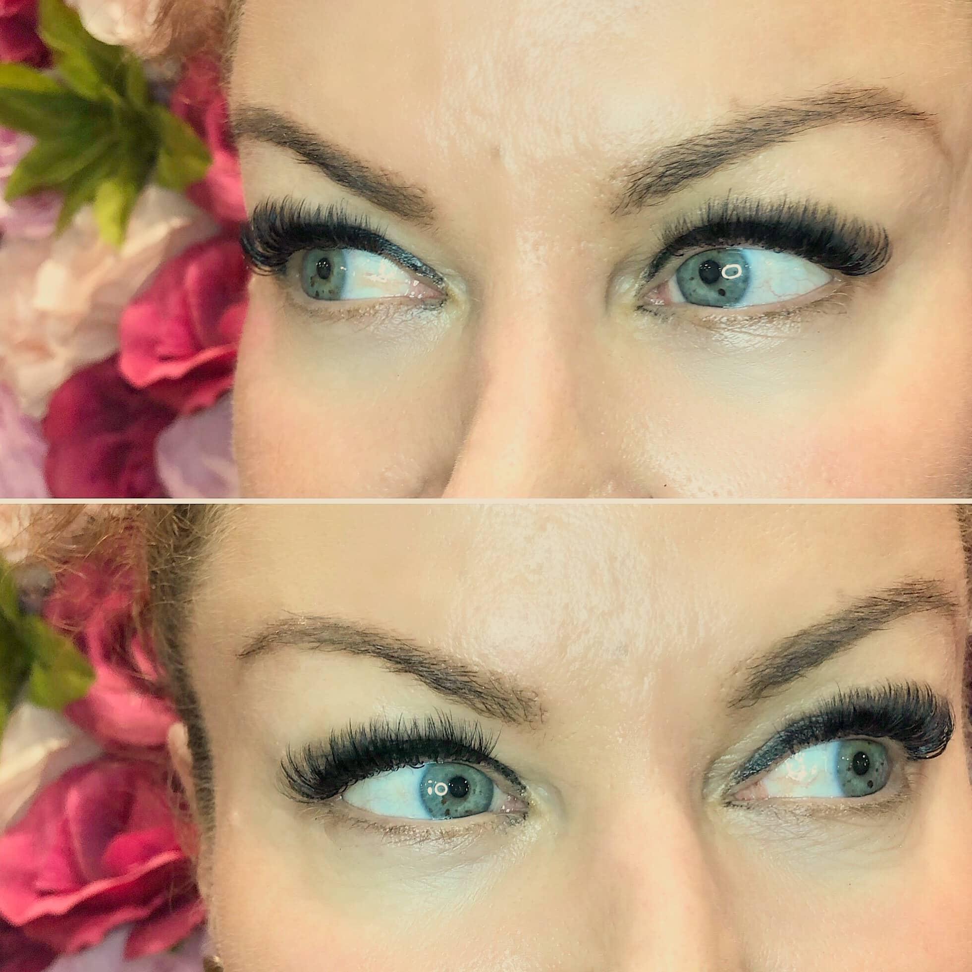 Eyelash Extensions Melbourne | Classic, Hybrid or Volume Lashes